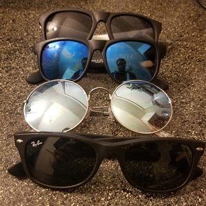 Four Pair of Sunglasses